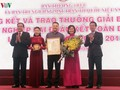 Journalists honoured with Great National Unity Award