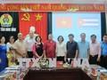 Cuba busca reforzar la cooperación sindical con Vietnam