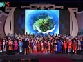 การประกวดร้องเพลงประสานเสียงระหว่างประเทศปี2017มีศิลปินกว่า1พันคนจาก10ประเทศและดินแดนเข้าร่วม