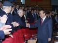 นายกรัฐมนตรี เหงียนซวนฟุก เข้าร่วมการประชุมสรุปผลการปฏิบัติงานของเครือบริษัทปิโตรเลียมแห่งชาติเวียดนาม