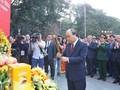 นายกรัฐมนตรี เหงียนซวนฟุก เข้าร่วมงานเทศกาลรำลึกครบรอบ 230 ปีชัยชนะหงอกโห่ย ด๊งดา