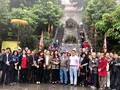 กระชับสัมพันธไมตรีและประชาสัมพันธ์วัฒนธรรมของกรุงฮานอย