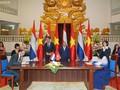 เวียดนามและเนเธอร์แลนด์เห็นพ้องยกระดับความสัมพันธ์ขึ้นเป็นความสัมพันธ์หุ้นส่วนในทุกด้าน
