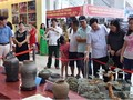 """Exhibition """"Thanh Hoa – Past and Present"""" inspires pride of local traditions"""