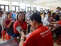 Red Journey in Danang draws 1,500 blood donors