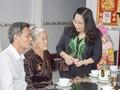 Die Provinz Soc Trang macht eine Politik für die Dankbarkeit gegenüber verdienstvollen Menschen