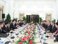 China und Singapur unterzeichnen 11 MOU über bilaterale Zusammenarbeit