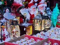 Farben der Weihnachten in Hanoi