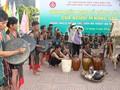 Gebetszeremonie für den neuen Reis der Volksgruppe M'nong Gar