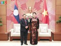 Vietnam, Laos enhance sharing of legislative experience