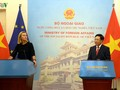 EU shares Vietnam's concern over East Sea issue