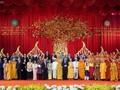 ผู้แทนต่างประเทศประทับใจกับงานวิสาขบูชาที่เวียดนาม