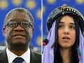 Friedensnobelpreis 2018 für Bemühungen gegen sexuelle Gewalt im Krieg