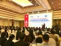 Truong Thi Mai nimmt an der Konferenz der humanitären Aktivitäten teil