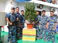 Tetfest-Geschenke erwärmen Herzen der Bewohner auf Truong Sa