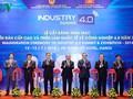 Nguyen Xuan Phuc 총리, 4.0산업에 관한 국제전시회 및 고위급 포럼