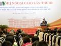 베트남 외교와 기업이 어려움 극복과 통합에 동참