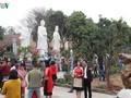 Visitar las pagodas en Año Nuevo Lunar, un hermoso rasgo cultural de los vietnamitas