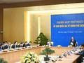 응웬 쑤언 푹 (Nguyễn Xuân Phúc)총리,  전자정부 국가위원회의 첫 회의 주재