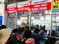 호찌민시 대형 버스 정류장들, 2019년 9월2일 연휴일 서비스 제공 계획