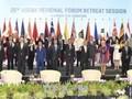 Ouverture du 25e Forum régional de l'ASEAN (ARF)