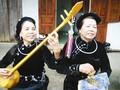 О Чан Тхань Ане, молодом исполнителе песен «тхен» и мелодий на музыкальном инстументе «тинь»