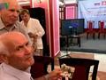 Москва: 48-я ежегодная встреча с российскими ветеранами войны, работавшими во Вьетнаме в годы войны