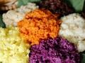 Клейкий рис деревни Футхыонг – специфическое блюдо города Ханоя