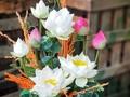 О Хюинь Ньы Чук - изготовительнице бумажных цветов
