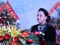 Nguyen Thi Kim Ngan 국회의장, Ben Tre긴머리 부대에 인민부대 영웅 호칭 수여