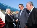 응우엔 푸 쫑 당서기장의 헝가리 공식 방문 스케줄