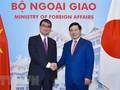 2018년 아세안  세계 경제 포럼에서 일본 및 베트남, 미국의 CPTPP  재참가 호소