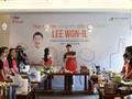 베트남에 한국 음식의 정수 소개