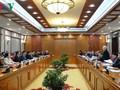 응우옌 푸 쫑 서기장 – 국가주석, 하이퐁에서 업무회의