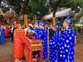 탕롱 왕궁 유적지,  2019년 기해년 봄맞이 분향 행사