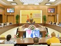 국회통상위원회-베트남 조국전선중앙위원회 간 합동회의