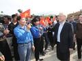 응우옌 푸 쫑 국가주석, 응에안이 국가 최고의 성 중 하나가 되야 한다고 강조