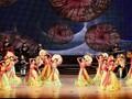 베트남 국가예술단, 조선에서 공연