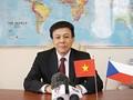 베트남과 체코 간의 관계를 위한 새로운 원동력 부여