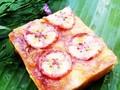 Bánh chuối người Tày Lục Yên