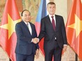 Việt Nam - Cộng hòa Czech tăng cường hợp tác trên nhiều lĩnh vực