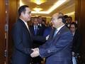 Thủ tướng Nguyễn Xuân Phúc gặp Thủ tướng Thái Lan và lãnh đạo các nước ASEAN
