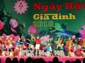 Tổ chức Ngày hội Gia đình Việt Nam năm 2019 từ 28 - 30/06