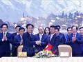 Thủ tướng Nguyễn Xuân Phúc dự Hội nghị xúc tiến đầu tư tỉnh Lào Cai