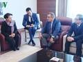 Председатель Нацсобрания СРВ прибыла в Турцию для участия в совещании спикеров парламентов стран Евразии