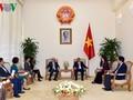 Нгуен Суан Фук принял главу представительства МВФ во Вьетнаме