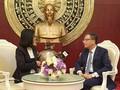 Китай придаёт большое значение визиту спикера парламента Вьетнама в эту страну