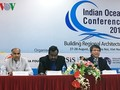 Construction d'une structure régionale en océan Indien