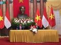 Vietnam-Indonésie: renforcement du partenariat stratégique