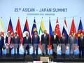 Nguyên Xuân Phuc aux sommets ASEAN-Japon et ASEAN-Russie